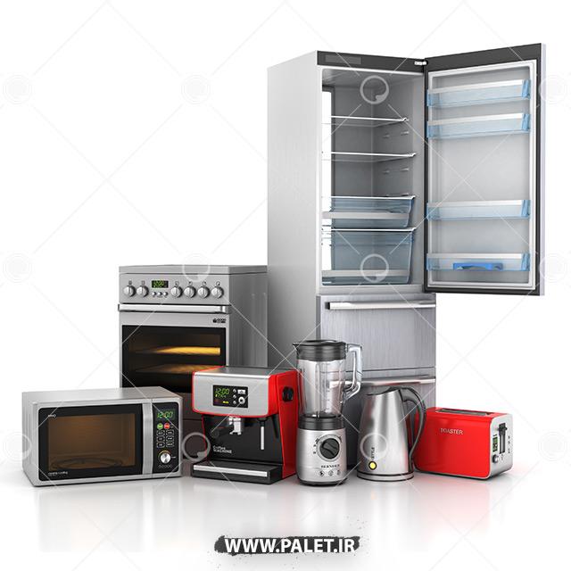 دانلود تصاویر استاک لوازم آشپزخانه