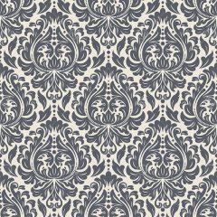 دانلود وکتور پترن هندسی طرح گل زمینه خاکستری