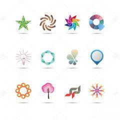 دانلود مجموعه وکتور لوگو