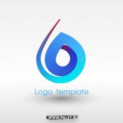دانلود وکتورلایه باز نمونه لوگو ذهن خلاق | Vector Logo