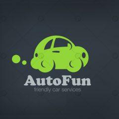 دانلود لوگو وکتور ماشین با رنگ سبز