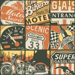 طرح چاپ روی تیشرت موتور هوندا