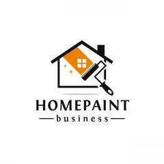 دانلود لوگو نقاشی خانه و ساختمان