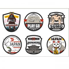 دانلود وکتور لوگو های ژاپنی خفن