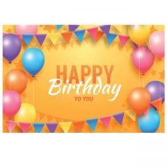 دانلود وکتور تبریک جشن تولد