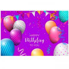دانلود طرح تبریک تولد در رنگ های مختلف
