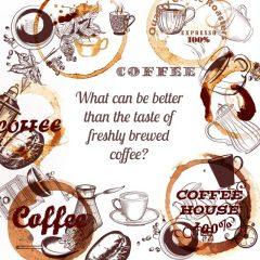دانلود وکتور قهوه و قهوه ساز فوری