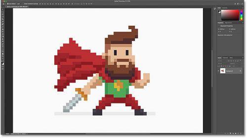 pixel art کوچک