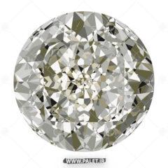 وکتور الماس طرح گوی برای فتوشاپ
