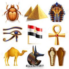 ایکون عجایب و اهرام مصر