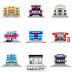 ایکون مراکز خدماتی و تفریحی