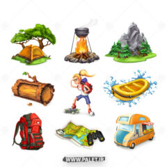 طرح های آماده مسافرت و گردشگری
