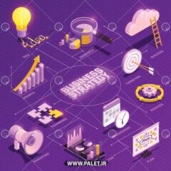 دانلود لیبل های تجاری اینترنتی