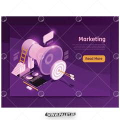 دانلود تبلیغات مارکتینگ بزرگ اینترنتی