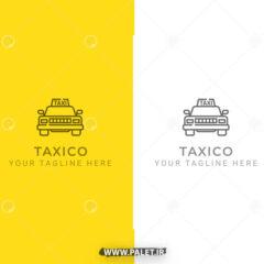 دانلود لوگو لایه باز تاکسی
