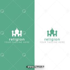 دانلود لوگو لایه باز مسجد اسلامی