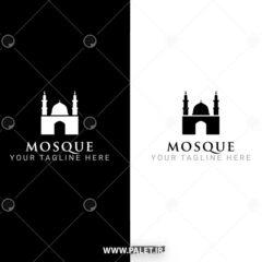دانلود لوگو لایه باز مسجد