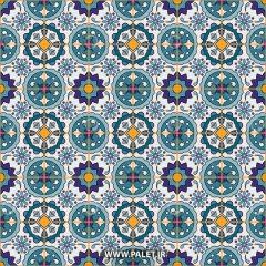 دانلود وکتور کاشی مراکشی خاص
